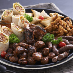 Beef and Chicken Platters