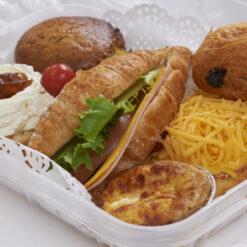 Breakfast Mini Platters